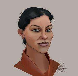 Chell Portrait 2021