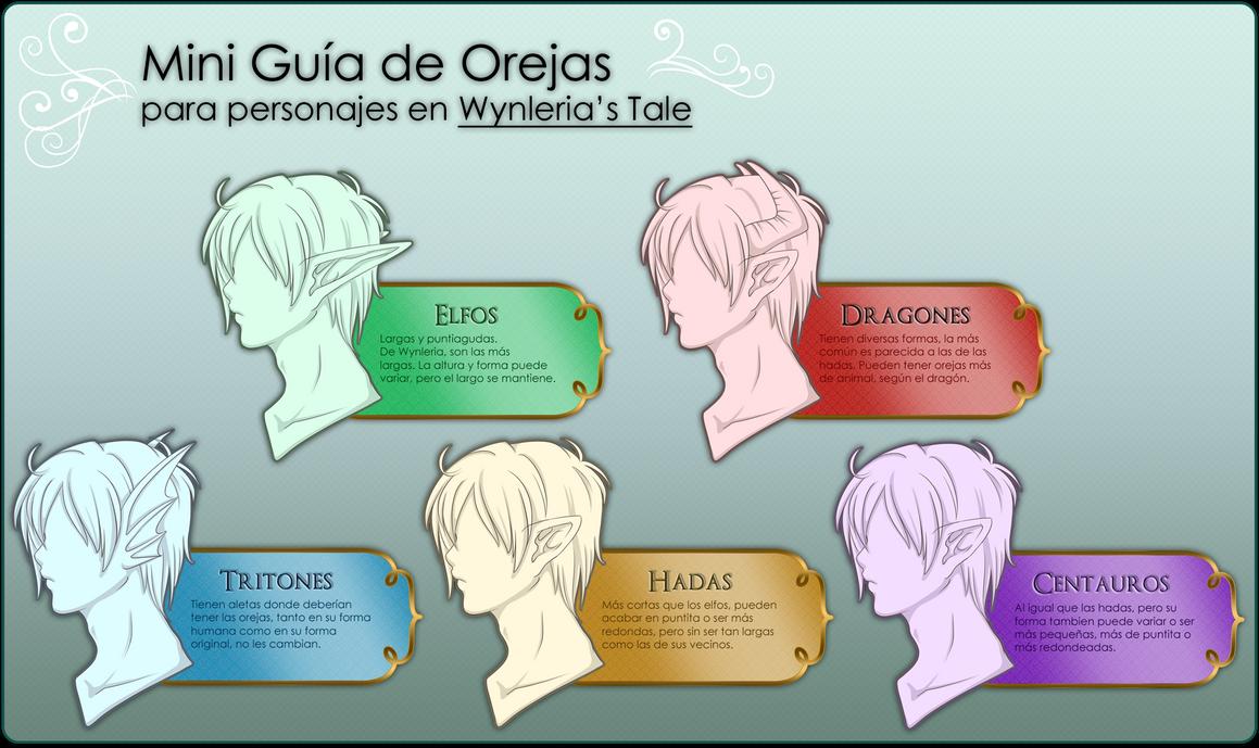 Mini guia de Orejas para WynTa by Aurumis