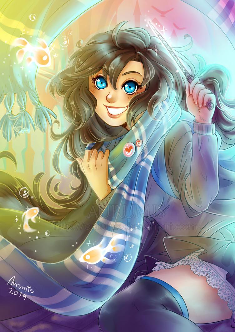 .: Magic in Hogwarts :. V. 2 FINAL by Aurumis