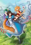 .: Neverending Wonderland :. by Aurumis