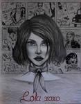 BULLY Portrait-Lola Lombardi by CursedMadara