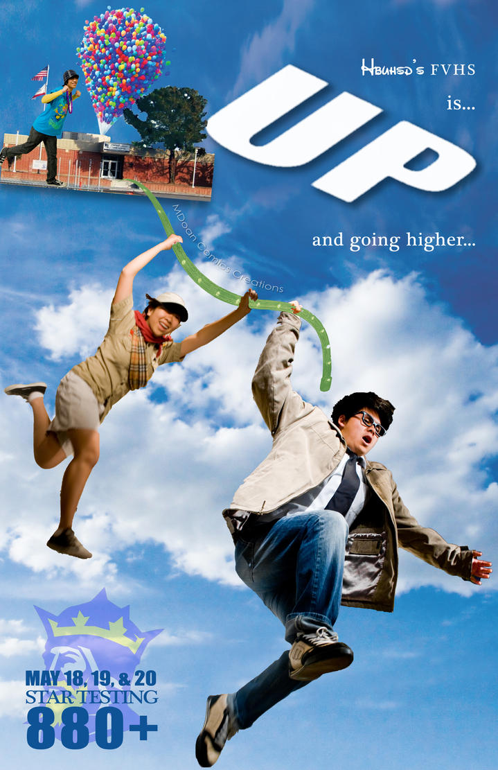Up Pixar Parody By Michixchan93 On Deviantart
