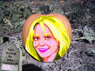Tara Pumpkin by surfingthechaos