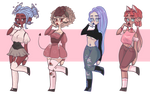 LOWERED PRICE [ CLOSED ] || mixed adopt batch