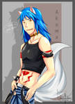 Akuma_Well Hello There by Angel-soma