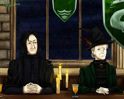 Slytherin Wins House Cup
