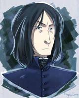 Snape Portrait