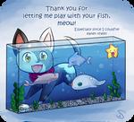 My Gaia Aquarium Bump