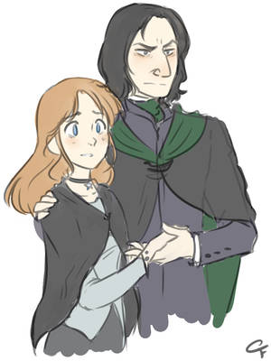 Soma/Snape by Angel-soma