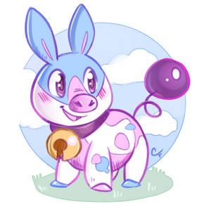 Bubble Gum Tepig