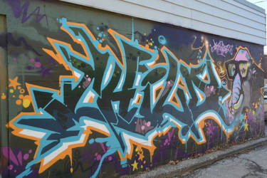 Streetart 611 by dorenna