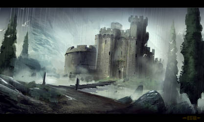 Castletwo by Callesw