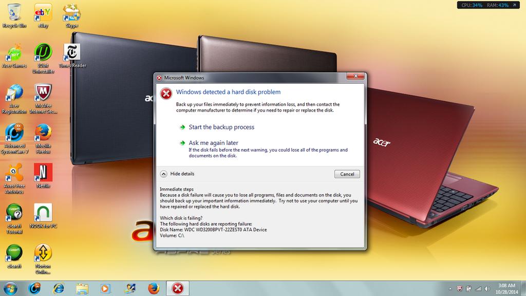 Microsoft Window Issue by FTGenikit