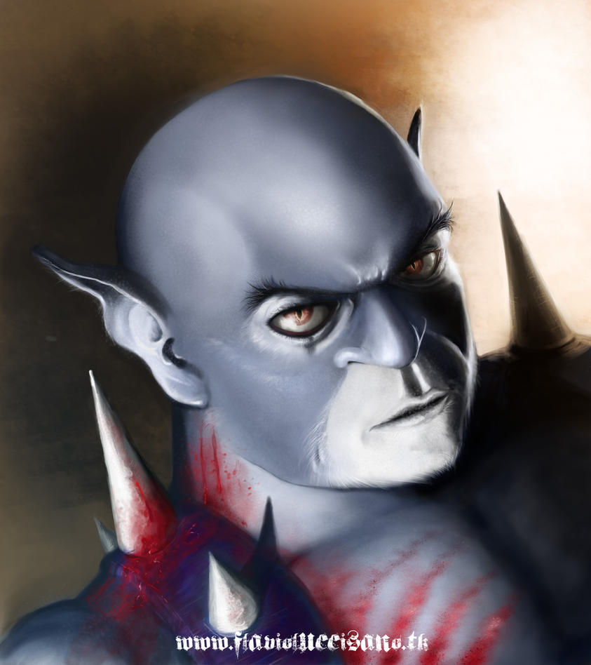 Panthro by flavioluccisano