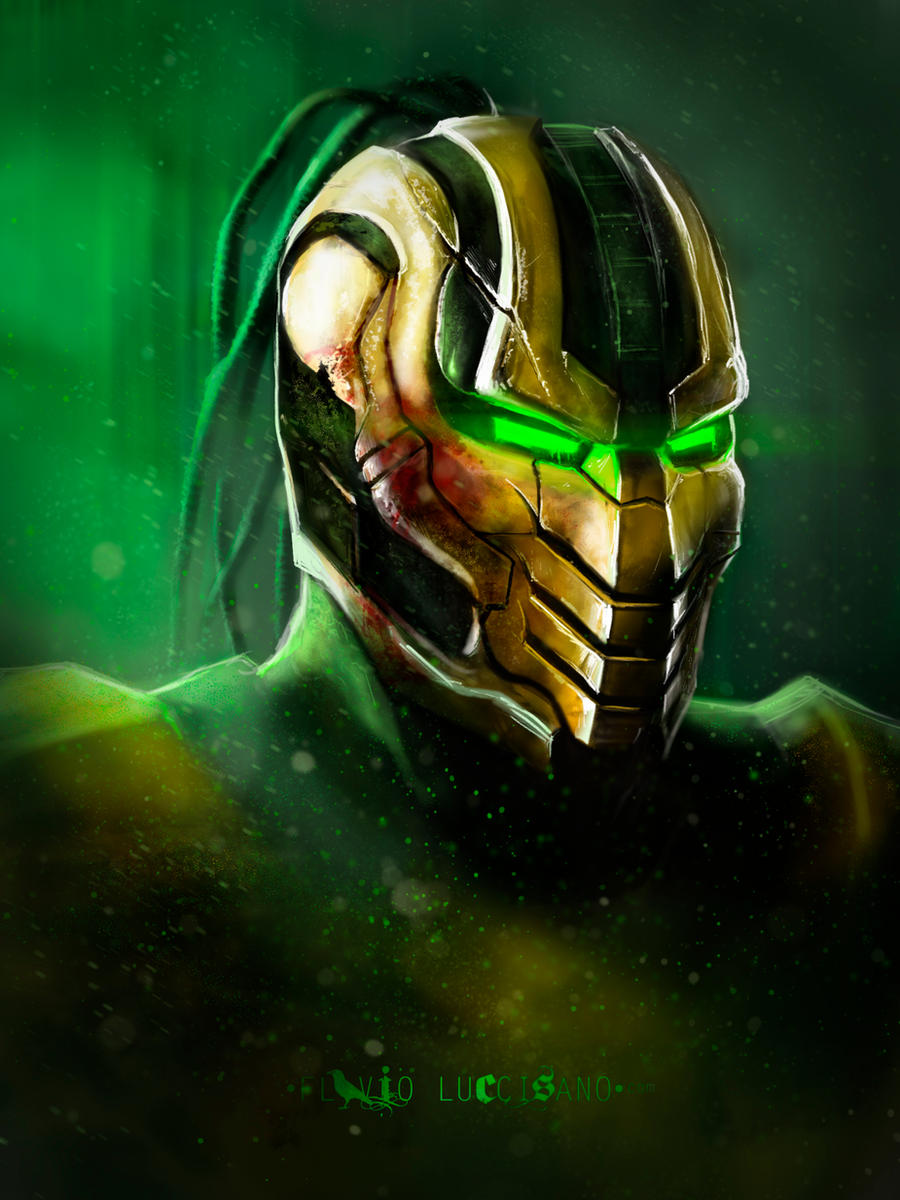Cyrax by flavioluccisano