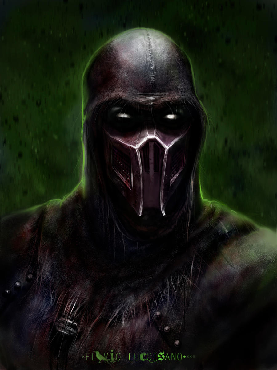 Noob Saibot by flavioluccisano