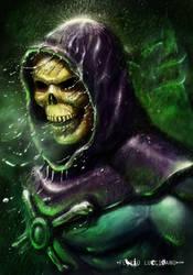 Skeletor by flavioluccisano