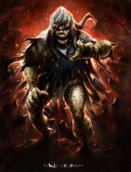 Maggot Man by flavioluccisano