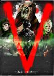 V: Poster. by flavioluccisano