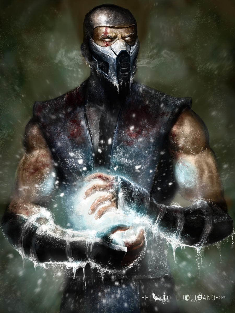 Sub Zero - Second Version by flavioluccisano