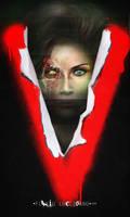 V - Diana Flyer by flavioluccisano