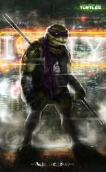 Donatello - TMNT by flavioluccisano