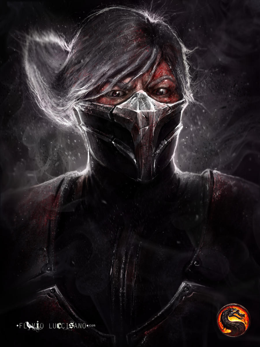 Smoke (Mortal Kombat 9) by flavioluccisano