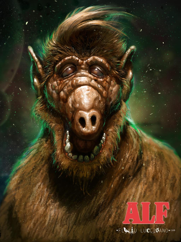 Alf by flavioluccisano