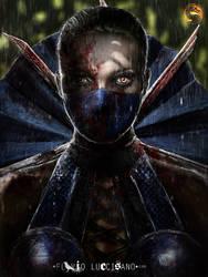 PRINCESS KITANA| Mortal Kombat. Personal version. by flavioluccisano