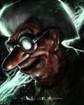 Profesor Neurus by flavioluccisano