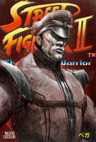 M. Bison by flavioluccisano