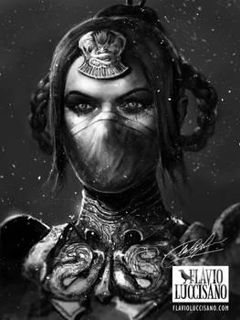 Princess Kitana (Mortal Kombat X)