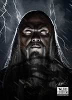 Shang Tsung  (Mortal Kombat 1) by flavioluccisano