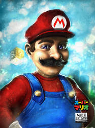 Mario! by flavioluccisano