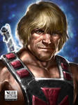 He-Man by flavioluccisano