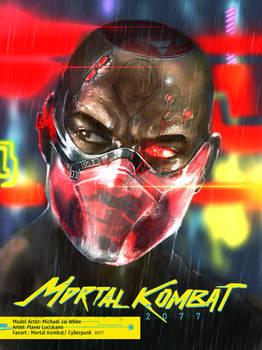 Michael Jai White (cyberpunk 2077/Mortal Kombat)