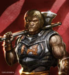 Battle Armor He Man