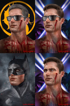 Johnny Cage variant