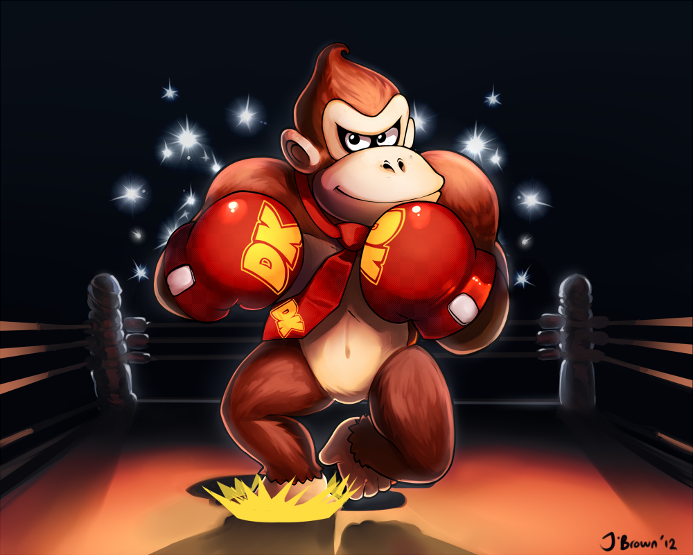 DK Knockout by cyanatar