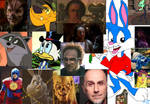 John Kassir voices and characters
