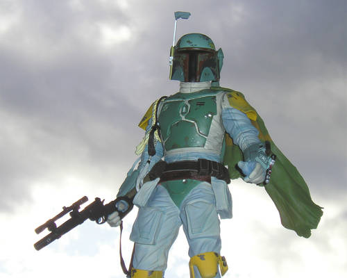 Boba Fett: Bounty Hunter - 1