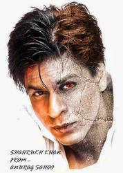 SRK ALL THE WAY