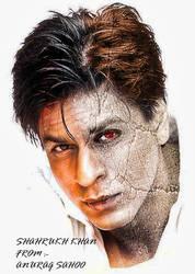 SRK ALL THE WAY by kitu123