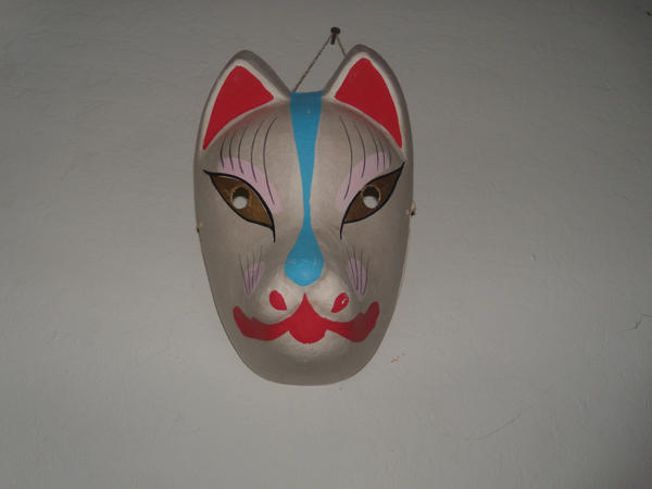 japanese fox mask. Black Bedroom Furniture Sets. Home Design Ideas