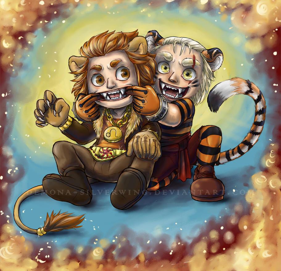 лео и тигр скачать торрент