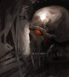 skull by chernyshov