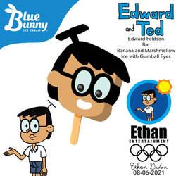 Edward Feldson Blue Bunny Bar (2021 reissue)
