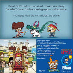 The Loud House Movie - Ranking
