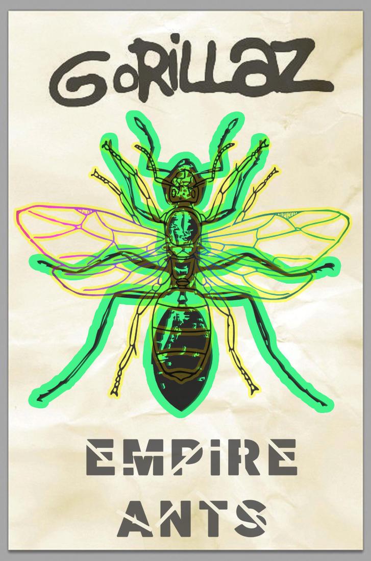 empire ants by giuseppeMB