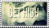 Stamp- get high